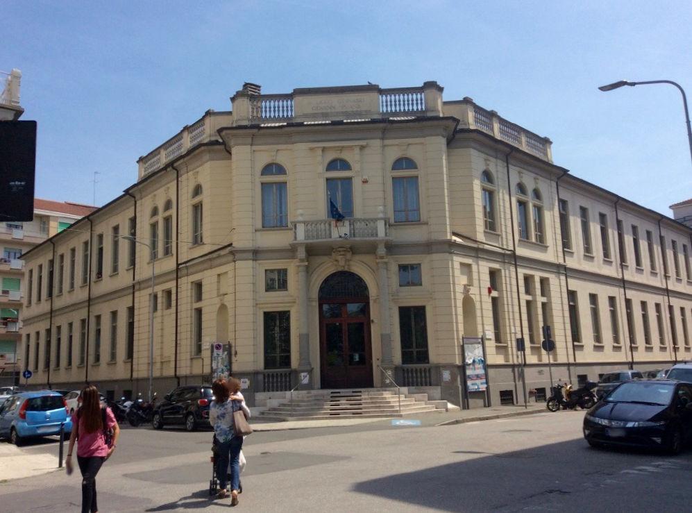 Installazione Elios Liceo Alessandria