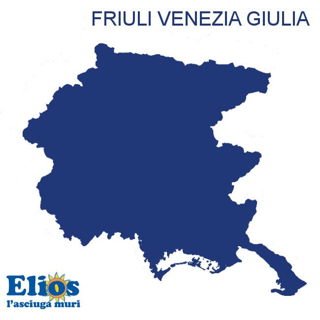 Rimedi umidità di risalita Friuli