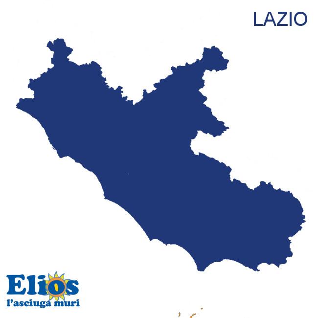 Rimedi umidità di risalita Lazio