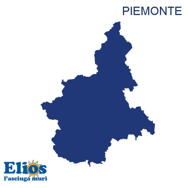 Soluzioni Umidità di risalita Piemonte